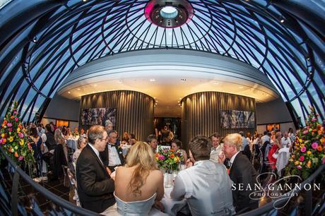 Wedding at the Gherkin 020