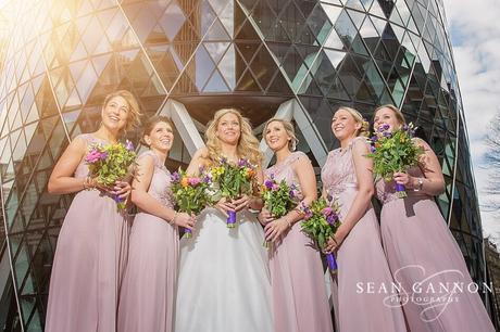 Wedding at the Gherkin 006
