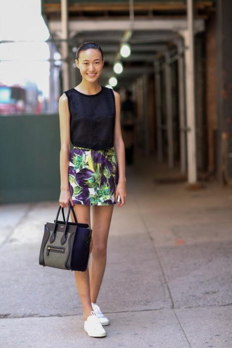 39 Ways To Wear Sneakers In Summer - Street Style Guide (39)