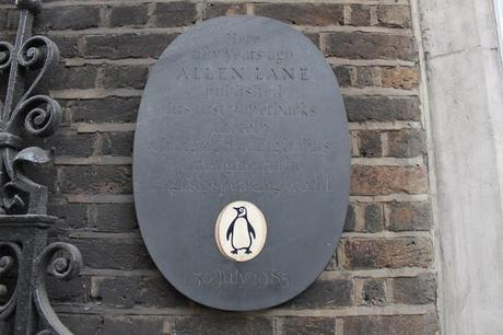 #plaque366 Allen Lane