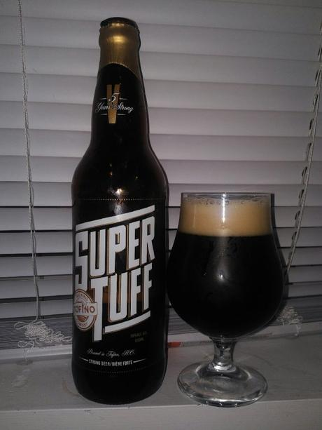 Super Tuff – Tofino Brewing Company