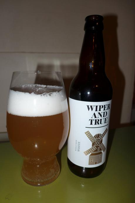 Wiper and True Wheat Beer White