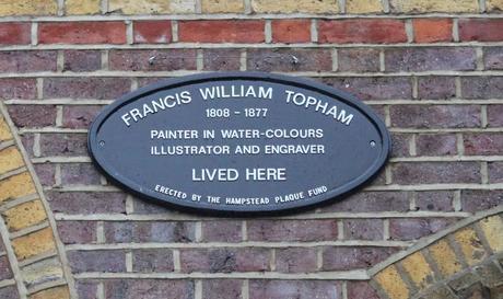 #plaque366 Francis William Topham