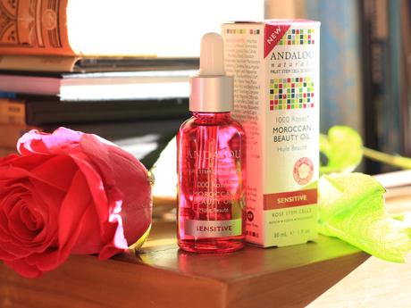 ANDALOU 1000 ROSES MOROCCAN BEAUTY OIL