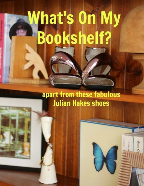 What's on my bookshelf and what am I reading - Inside Out Style blog current reading list
