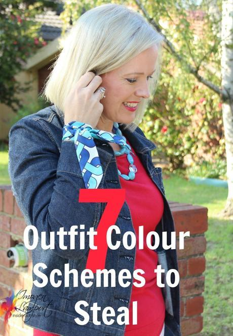 7 outfit color schemes to steal
