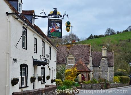 Ye Olde George Inn, East Meon