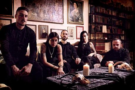 Italian doomsters RITI OCCULTI announce new release; Title and artwork revealed