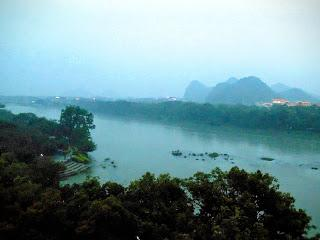 Guilin: Padogas, Rice Terraces & Long-Haired Ladies!