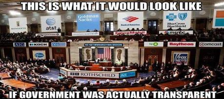 We are governed by Reps owned by mega corps