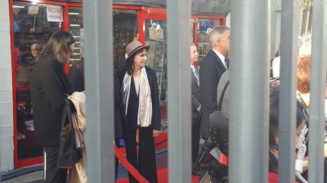 Anna Karina at TCMFF 2016