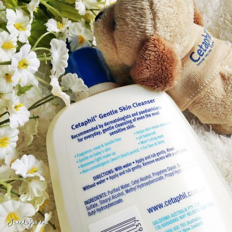 The Mildest of Them All : Cetaphil Gentle Skin Cleanser