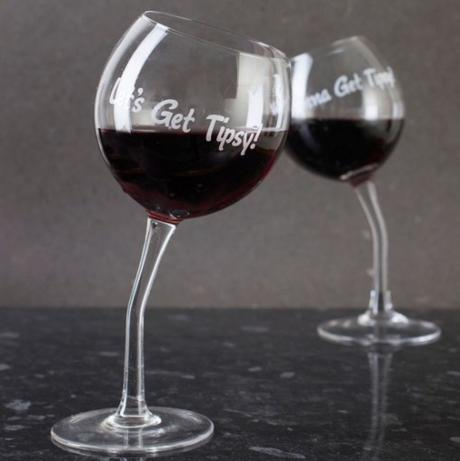 Top 10 Weird And Unusual Wine Glasses Paperblog