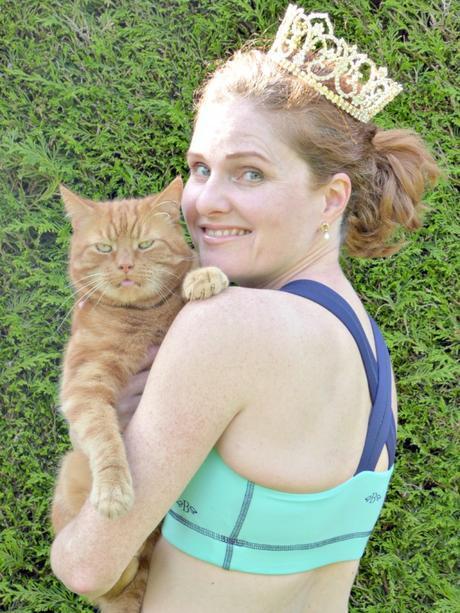 Queen B Sammy Sports Bra with Cyrus