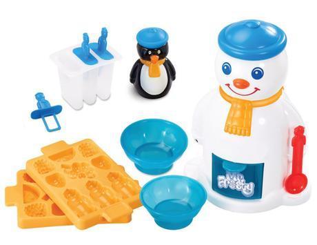 Mr Frosty returns