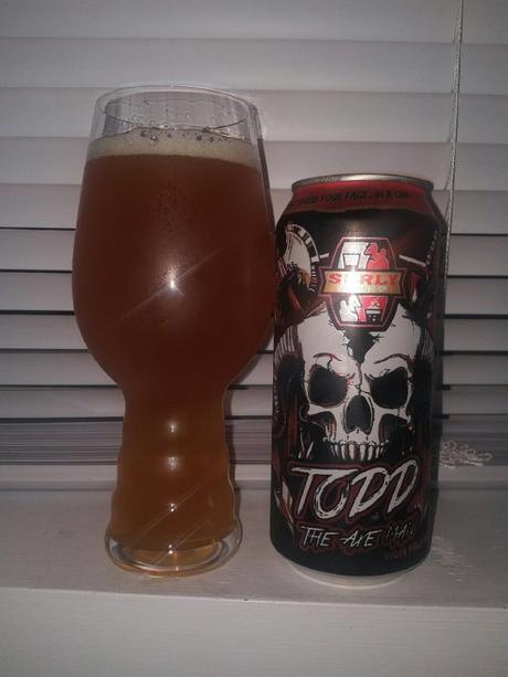 Todd The Axe Man IPA – Surly Brewing Co (Amager Brewery)