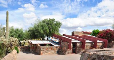 FRANK LLOYD WRIGHT'S TALIESIN WEST – Guest Post by Caroline Hatton