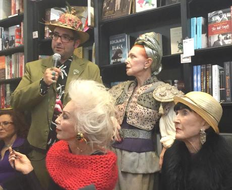 Advanced Style Book Signing