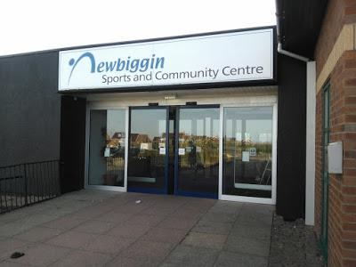 ✔524 Newbiggin Sports Centre