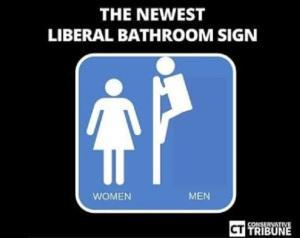 Target's new transgender-friendly bathroom sign