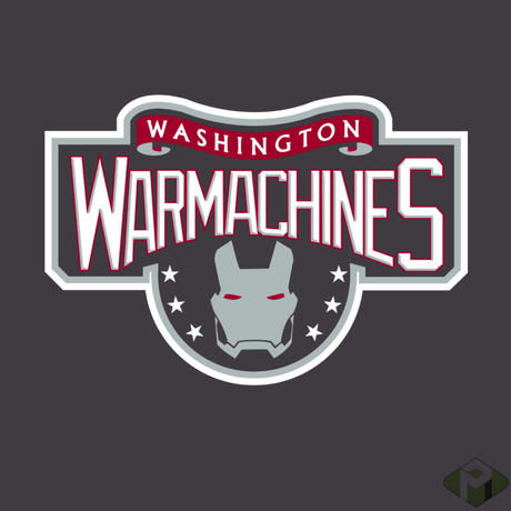 Washing WarMachines
