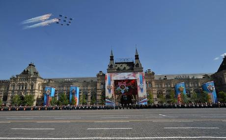 Victory Day 2016 in Russia