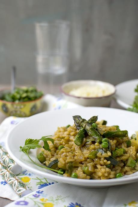Vegetarian Risotto recipe
