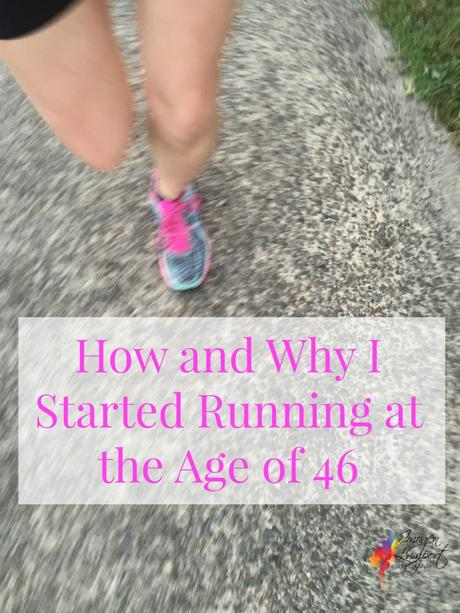 How and why I started running at 46