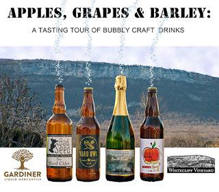 Take A Tasting Tour of Bubbly Craft Beverages in the Hudson Valley