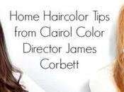 Home Hair Color Tips from Clairol Director James Corbett [Sponsored]