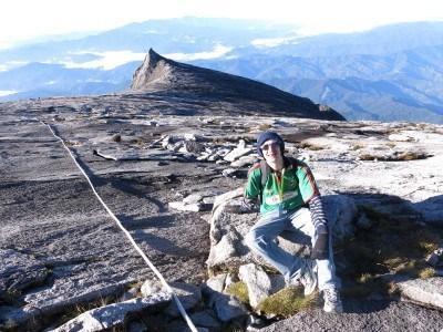Summiting Mount Kinabalu, Malaysia, Borneo, 2013