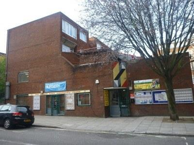 Somerstown Community Centre in St. Pancras