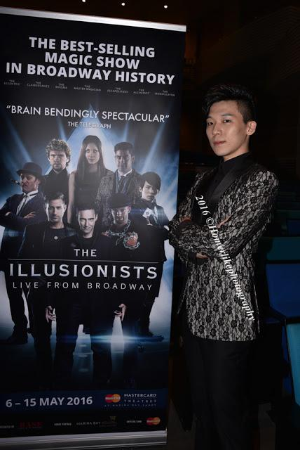 Broadway's Smash Hit, THE ILLUSIONISTS, Returns To Singapore Only For One Week, This Week!