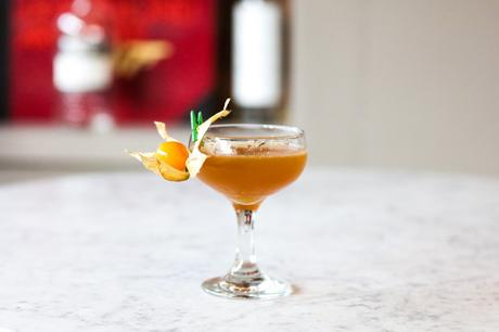 Bird of Smithfield cocktail