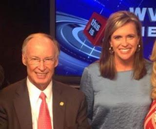 Gov. Robert Bentley Access Critics' Medical Records, Such Tampering Date Last Fall Appearance