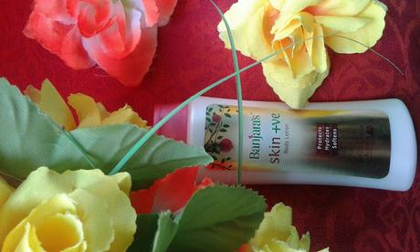 Banjara's Skin +Ve Body Lotion Review