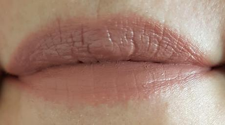 Shanghai Suzy Miss Leah Baby Cocoa lipstick review