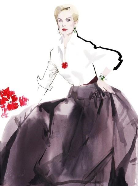 Carolina Herrera to be honored by Savannah College of Art and Design