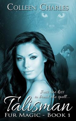 Talisman by Colleen Charles @goddessfish @booksbycolleen