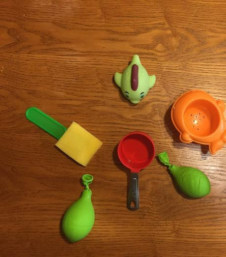 Easy Sensory Stations for Toddlers
