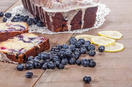 Paleo Dessert Recipes Lemon Glazed Loaf Featured Image