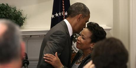 obama and lynch