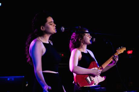 Overcoats Brought Mercury Lounge To Life [Photos]
