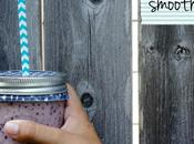 Gluten-Free Blueberry Banana Cheerios Smoothie
