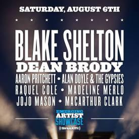Boots & Hearts 2016 Daily Lineup Announcement!