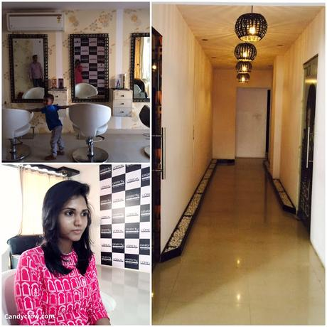 Celebrity Unisex Salon and Spa - Hyderabad Review