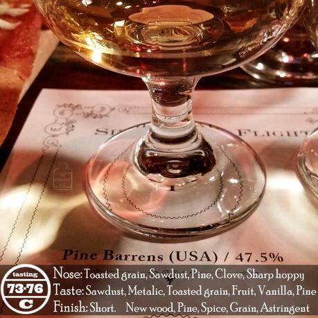 Pine Barrens American Single Malt Review