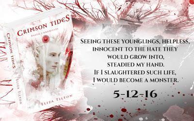 Crimson Tides by Eliza Tilton @agarcia6510 @ElizaTilton