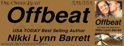 Offbeat: Love and Music in Texas Book 5 by Nikki Lynn Barrett