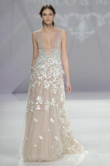 Favorite Spring 2017 Wedding Gowns